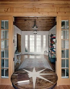 interiors of lake houses | Wisconsin Lake House | Bardes Interiors