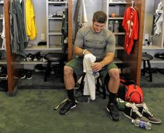 """""""Tim Tebow continues to impress NY Jets coaches at quarterback position with progress and tireless work ethic"""" NY Daily News (May 15, 2012)"""