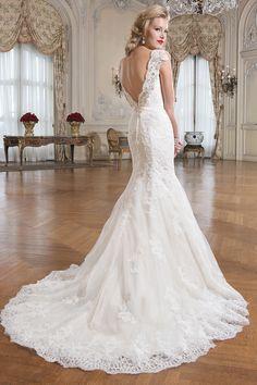 8758 by Justin Alexander   Wedding Dresses   www.guidesforbrides.co.uk