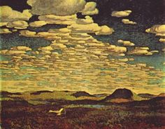 Frank Johnston - Member of the Group of Seven, Canadian Painters - The Art History Archive