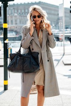 Stockholm Fashion Week Street Style | British Vogue
