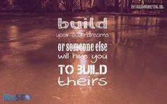 #followme @martinhosner #buildyourowndreams #makeyourownbed #dontcountonanyone #buildyourownfuture #winterishere #everglades #secludedlake #motivationalwednesday #motivationalproverbs #motivationalquote #quoteoftheday #quotationoftheday #reflectioninwater