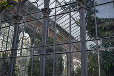 The greenhouse of the Ciutadella parc