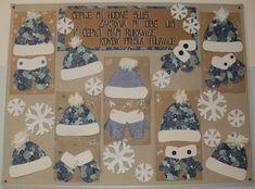 Zimní tvoření - čepice a rukavice