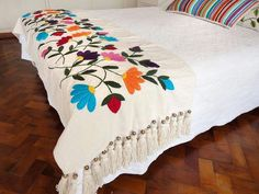 Bordado. Embroidery