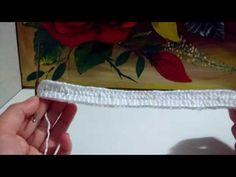 Capa para batedeira em crochê #1 - YouTube
