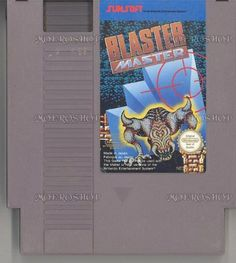 Featured Anytime Video Game: Blaster Master - Nintendo Nes Pre-Owned: $11.25: Goodwill Anytime featured item:… Free Standard Shipping