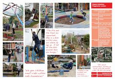 Outdoor playspaces in London