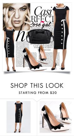 """""""//  ROSEGAL  // 1/I"""" by lightcoti ❤ liked on Polyvore featuring Whiteley"""