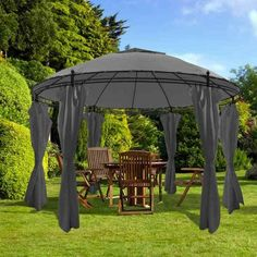 Ebay Sponsored Gazebo Color Verde Con Luci Led 360 X 360 M 4