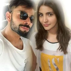 kohli,viratkohli-Have a beautiful good morning with this fresh couple of the world. Anushka Sharma Virat Kohli, Virat And Anushka, Bollywood Couples, Bollywood Stars, Romantic Couples, Cute Couples, Best Duos, Celebs, Celebrities