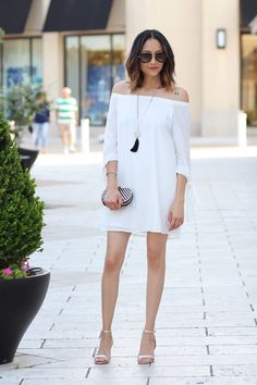 How to wear white for spring and after labor day waysify