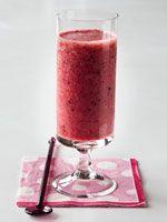 Bethenny Frankel's Berry-Good Smoothie