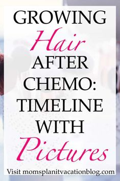Monthly timeline with pictures of hair growth after chemotherapy for breast cancer. Growing Hair After Chemo, Hair Growth After Chemo, Chemo Hair Loss, Cancer Treatment, Radiation Therapy, Hair Falling Out, Magic Hair, Hair Again, Health