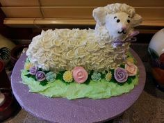 I have an nice antigue lamb cake mold that I have not used in years.  Need  to make another cake.