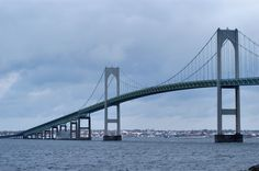 Newport Bridge. History: The bridge was constructed from 1966 to 1969 at a cost of U.S.$54,742,000 by the Parsons, Brinckerhoff, Quade & Douglas company, also famous for engineering the modern New York City Subway and the Cape Cod Canal.  The bridge was renamed for U.S. Senator Claiborne Pell in 1992, but it is still commonly referred to as the Newport Bridge by residents and historians. The bridge is featured on the Rhode Island state quarter.