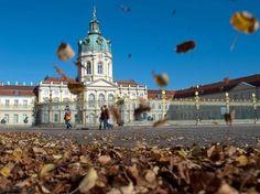 Schloss Charlottenburg is Charlottenburg Palace. It was built by  Elector Friederich III