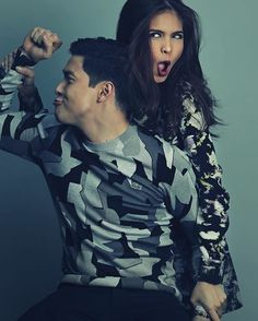 His better half.) Alden Richards and Maine Mendoza Ursula, Maine Mendoza, Alden Richards, My Other Half, Now And Forever, Better Half, Pinoy, Embedded Image Permalink, Cute Couples