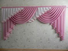 Resultado de imagen para imagenes de esquemas crochet de cortinas y cenefas