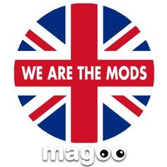 Magoo 181 We are the Mods Magnetic Tax Disc Holder: Amazon.co.uk: Car & Motorbike