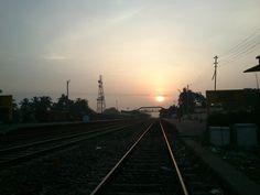 Sunrise @ Kokrajhar