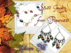 Let's welcome Fall come shop Paparazzi Accessories for your Fall wardrobe today!!!!   #necklaces #earrings #rings #bracelets #hair #headband #paparazzi #accessories #little #girls