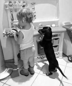 This is so Sweet #dachshund