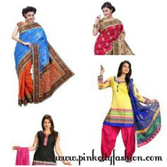 What so special about Pink City Fashion? We bring the best of traditions and cultures to India lovers across the earth. Shop from our large collection of sarees, lehnga, and suits, kurtis and men apparel! Get amazing deals at bit.ly/1C6tyi7.