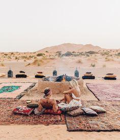 "43.4k Likes, 511 Comments - LAUREN BULLEN (@gypsea_lust) on Instagram: ""These Sahara Camp Vibes  @kamkamdunes"""