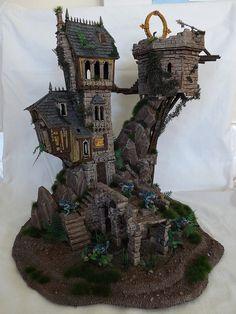 Lustrian Watchtower 01 | Flickr - Photo Sharing!
