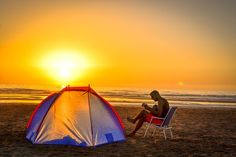 Are you an avid camper? If you are, how do you go camping? Do you like camping in a traditional camping tent? While camping in a traditional camping tent is nice, did you know that tents aren't you… Camping 3, Camping Guide, Camping Checklist, Camping Essentials, Family Camping, Camping Hacks, Outdoor Camping, Outdoor Gear, Camping Outdoors