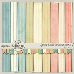 Quality DigiScrap Freebies: Spring Breeze paper pack freebie from Sherwood Studio