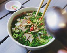 10 trików na zupę Pho