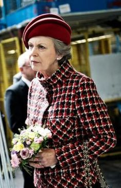 Princess Benedikte, 2013 | The Royal Hats Blog