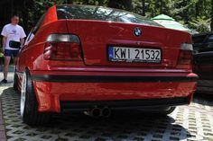 That fitment on a BMW compact Bmw E36 Compact, Culture Album, Bmw 3 Series
