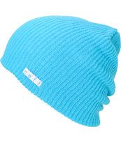 Neff Daily Cyan Beanie to match the laces on my chucks!