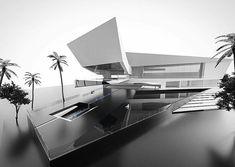 "12.1k Likes, 49 Comments - Amazing Architecture (@amazing.architecture) on Instagram: ""Dawn villa by Creato Arquitectos #mexico #3dmodel #3dmax www.amazingarchitecture.com ✔️…"""