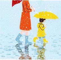 Tatsuro, Rain Walk