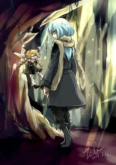Otaku Anime, Anime Art, Slime Wallpaper, Blue Hair Anime Boy, Epic Art, Manga Pictures, Kaneki, Anime Shows, Anime Style