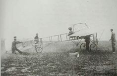 Harriet at Moisant Aviator School.