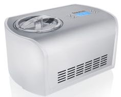 Taurus presents the Casa Gelat Ice cream maker. The fully automatic Casa Gelat ice cream maker has a powerful compressor with temperatures ranging to degrees inside an elegant stainless steel design.