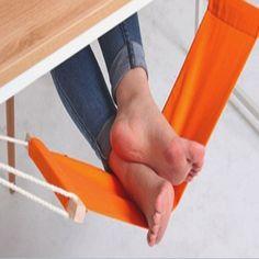 Foot Hammock For Desk