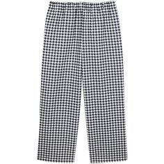 Our Rags Land Black Houndstooth Classic Pant! Shop NOW at www.ragsland.com