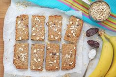Sugar Free Flapjacks for Baby Led Weaning - My Fussy Eater | Healthy Kids Recipes