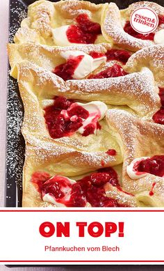 Recipe for pancakes from the tray - Dessert Recipes Cabbage Rolls Polish, Easy Cabbage Rolls, Polish Golumpki Recipe, Brunch Recipes, Dessert Recipes, Wellington Food, Puff Pastry Recipes, Polish Recipes, Easy Desserts