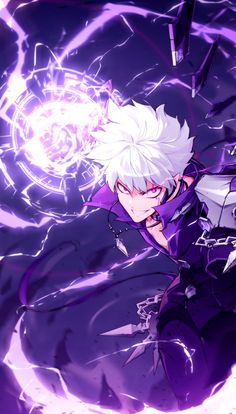 Find images and videos about elsword, psycopathe and second job on We Heart It - the app to get lost in what you love. Anime Elsword, Add Elsword, Character Concept, Character Art, Character Design, Cool Animes, Cool Anime Guys, Art Manga, Dark Anime