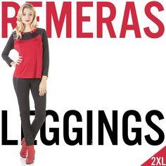 Remeras & Leggings LUCIA RICCI
