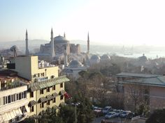 Istanbul, Been there done that!