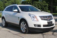 2010 Cadillac SRX, 48,930 miles, $26,999.