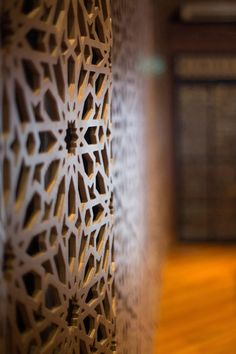 milse restaurant by cheshire architects in auckland, nz designboom architecture and design magazine Auckland, Partition Screen, Architecture Design, Cheshire, Bar Design Awards, Cnc Wood, Wall Cladding, Restaurant Bar, Restaurant Design